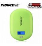 (Sample) PINENG PN-938 10000mAh Power Bank (Green)