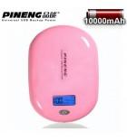 (Sample) PINENG PN-938 10000mAh Power Bank (Pink)