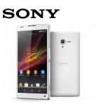 (Sample) Sony Xperia ZR (White)