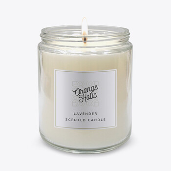 jar candle sample six